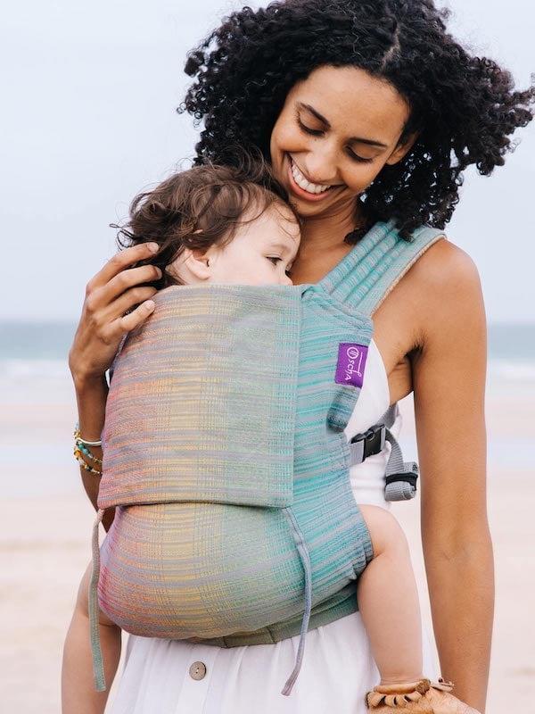 Oscha slings organic baby carrier