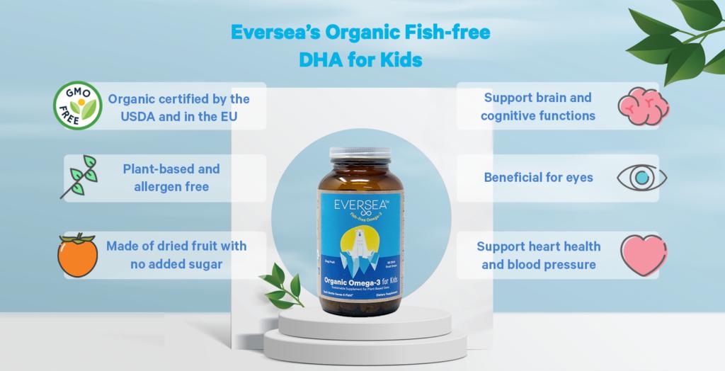 Eversea fish-free DHA