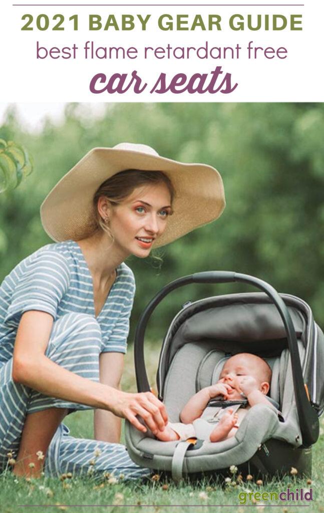 eco baby gear guide flame retardant free car seats