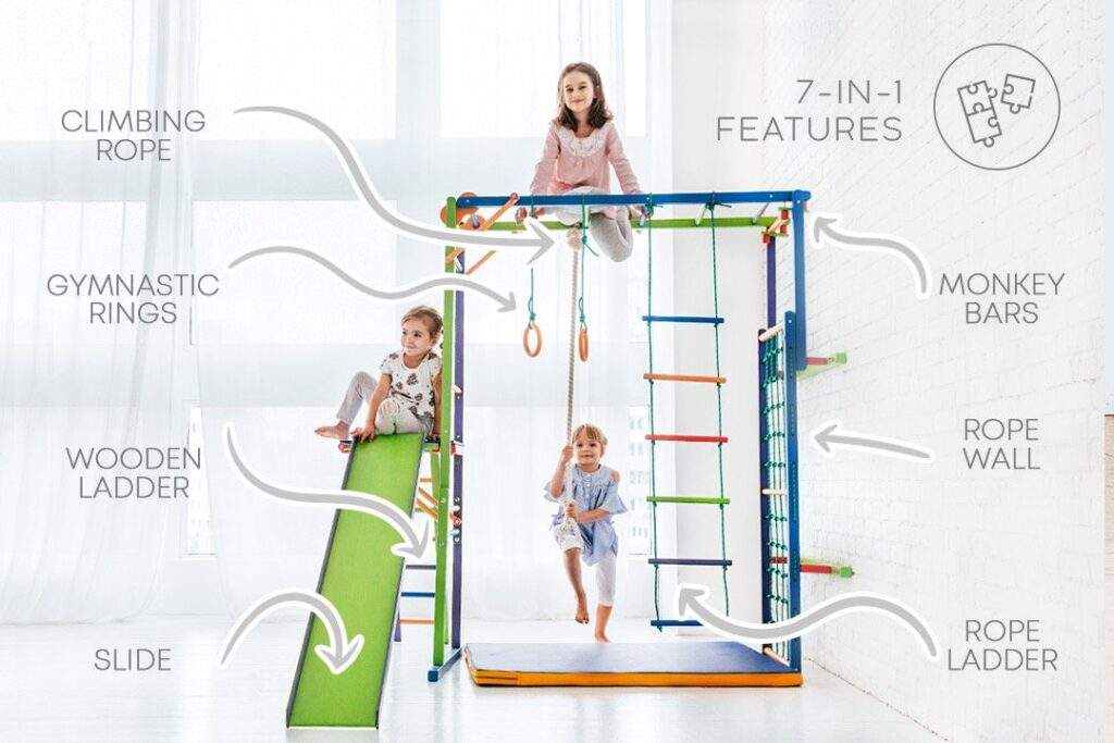 activities that build a child's vestibular system