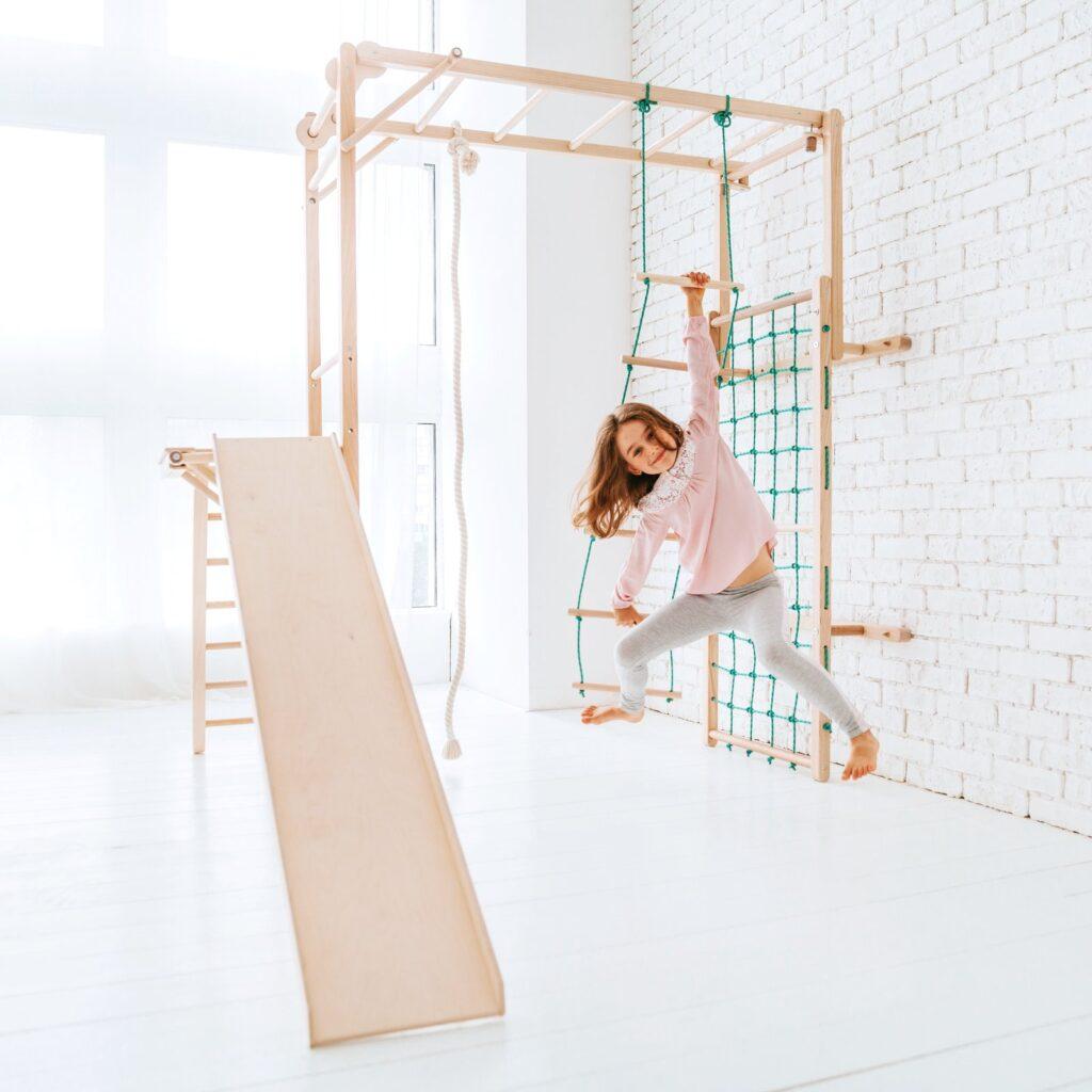 indoor climbing set from ezplay
