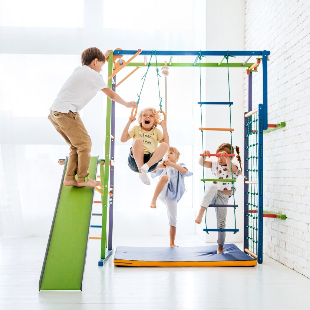 best climbing play sets for kids