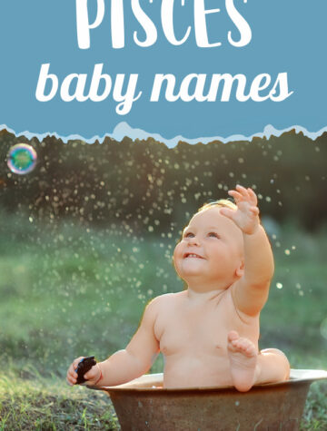Pisces Baby Names