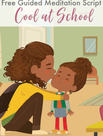 Guided Meditation for School kids