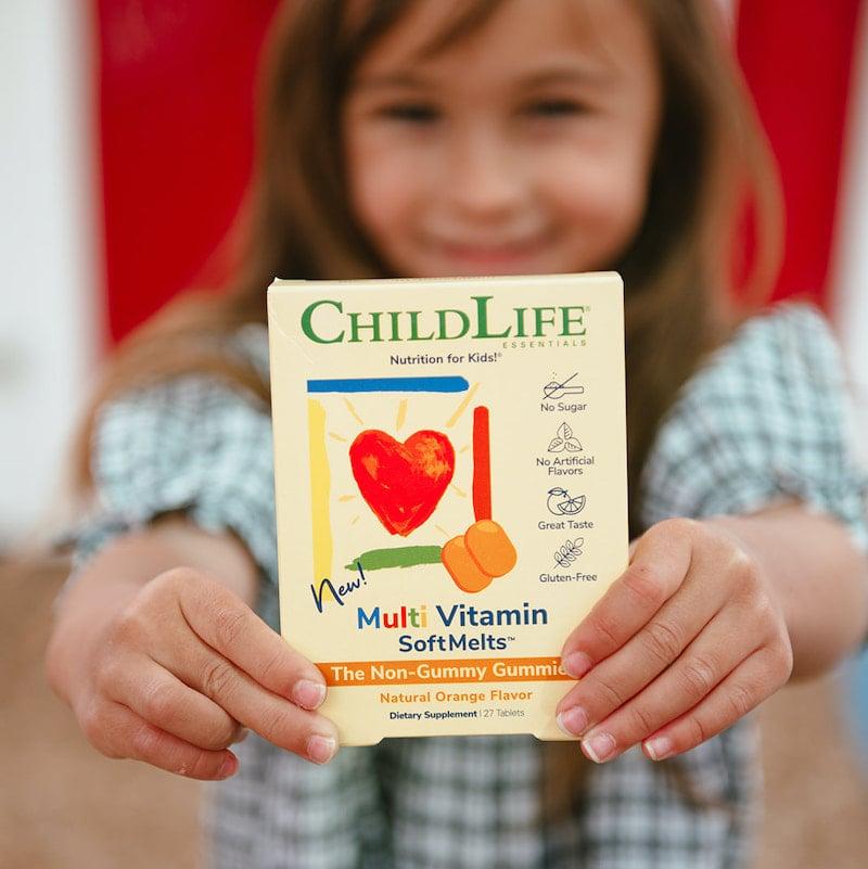 multi vitamins for kids
