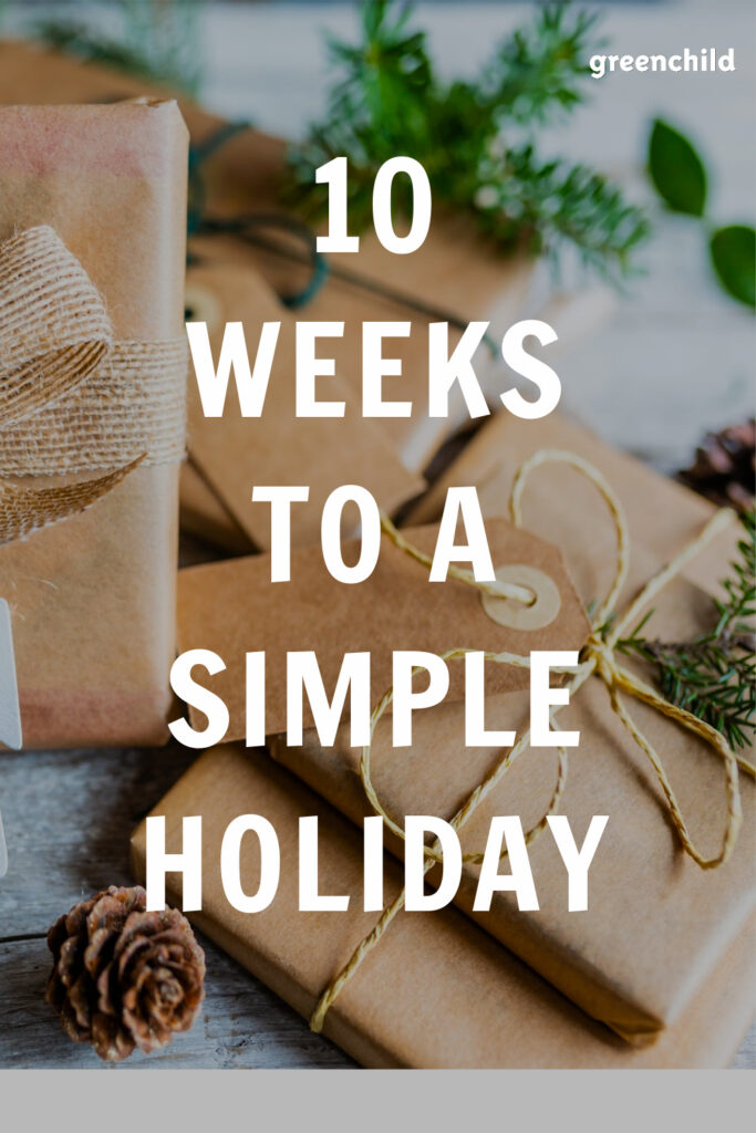 simple holiday countdown 2021